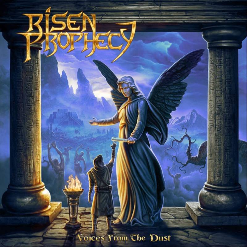 Risen Prophecy Voices from the Dust