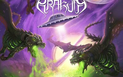 Drakum: Zombie Dragons From Outer Space