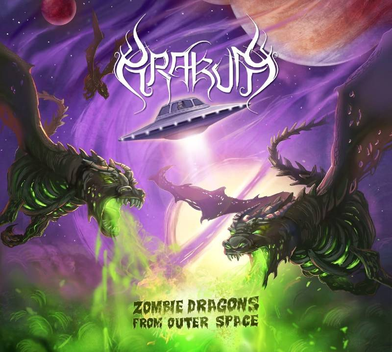 drakum zombie dragons from outer space